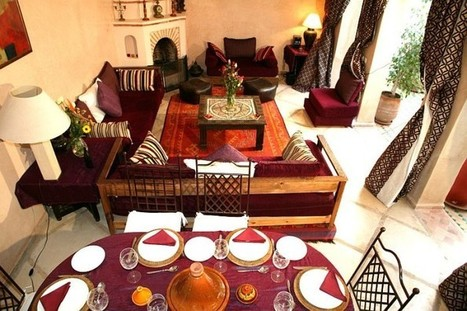 Astonishing Moroccan Interior Home Design | Simple Decorating Ideas For Home | Scoop.it