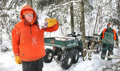 A journey into the woods with Northland wolf trappers - Duluth News Tribune   Hunting1234   Scoop.it
