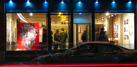 La Petite Mort Gallery - A gallery like no other !   Ottawa Artists   Scoop.it