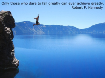 Middle School Leadership Lesson: I DARE YOU TO FAIL! | Profitable Change | Scoop.it