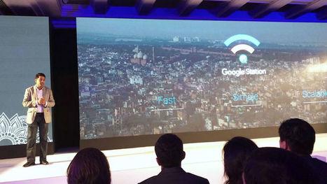 Google lance Google Station pour proposer du Wi-Fi gratuit partout, même dans les trains   TICTICTIC   Scoop.it