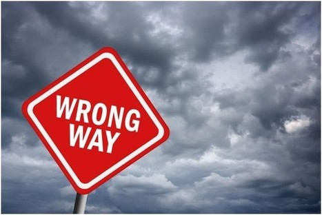 """You're Going the Wrong Way!"" -Why Wrong-Way Driving Happens 