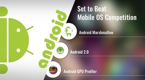 Android - Set to Beat Mobile OS Competition | Hi-Tech ITO(Offshore Software Development Company) | Scoop.it