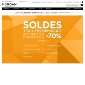 Code promo Morgan de Toi : du frais de port offert aux promotions sur vos achats | codes promo | Scoop.it