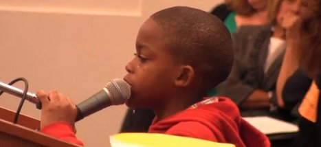 WATCH: 9-Year-Old RIPS Into School Board For Teacher Layoffs | Writing and editing | Scoop.it