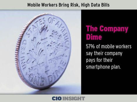 Mobile Workers Bring Risk, High Data Bills | Office Environments Of The Future | Scoop.it