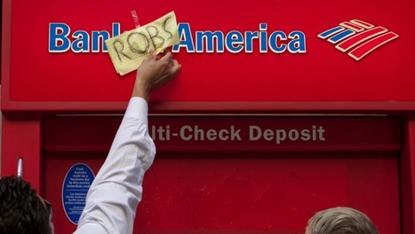 Overdraft Fees Are Staggeringly Profitable | Crap You Should Read | Scoop.it