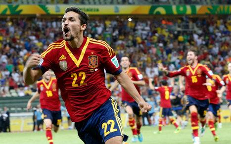 Brazil vs. Spain: Best in World Meets Best in History - New York Times   RandomHeadlines   Scoop.it