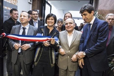 Inauguration du nouveau siège de la Fédération des aveugles et handicapés visuels de France – Marie-Arlette Carlotti | Handicap et société | Scoop.it