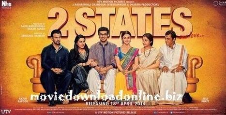 "[""Download""] 2 States (2014) Hindi DVD Rip Full Movie Free download | Movie Download Online | Movie Download Online | Scoop.it"