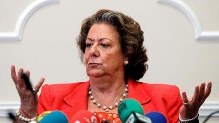 #RitaLeaks | Las facturas de Rita Barberá: 278.000 euros en comidas, hoteles y viajes, según Compromís | Partido Popular, una visión crítica | Scoop.it