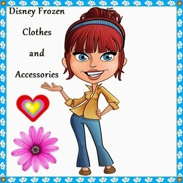 Disney Frozen Clothes and Accessories | Disney Frozen Clothes | Scoop.it
