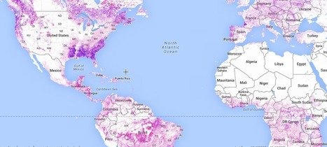 This amazing interactive map is actually saving trees | Peer2Politics | Scoop.it