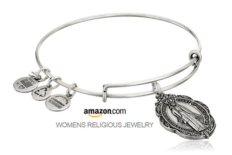 amazon coupons 20% off or more Women Jewelry Religious | Shopping and Coupons | Scoop.it