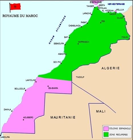 Sahara occidental : Réunion compagnies pétrolières britanniques/gouvernement sahraoui à Londres 10/03/2013 | VILISTIA AFRIQUE*ORIENT | Scoop.it