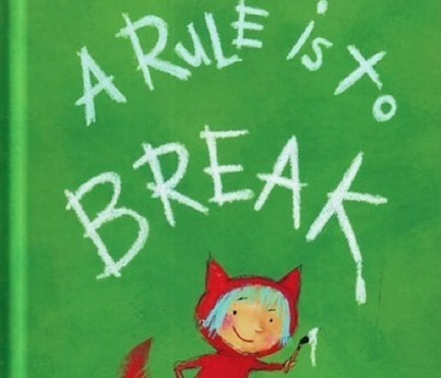 Tea Party Condemns Children's Book 'A Rule Is to Break: A Child's Guide to Anarchy' | we ART | Scoop.it