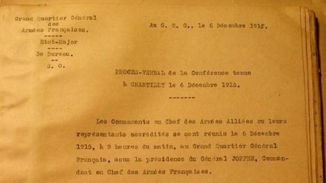 Mission Centenaire 14-18 | Portail officiel du centenaire de la Première Guerre mondiale | monument aux morts 14-18 | Scoop.it