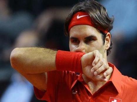 La Suisse en grand danger - Coupe Davis - Tennis - Sport 24   Habs Fan et autres sports   Scoop.it