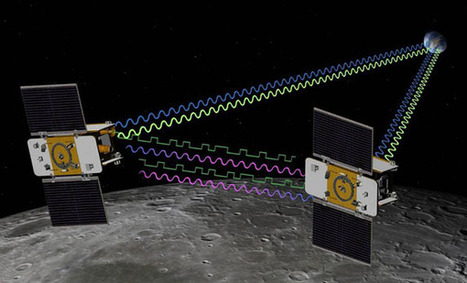 NASA sends GRAIL shaped beacon to the Moon   Bad Astronomy   Discover Magazine   Thinking Science   Scoop.it