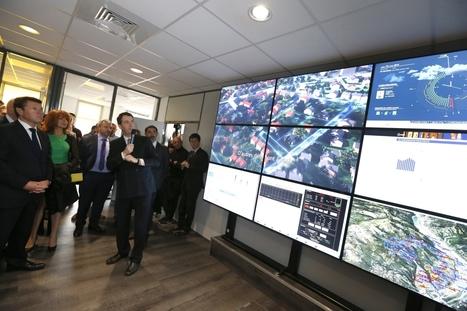 Le 'Smart City Innovation Center' ouvre à Nice | IMREDD | Scoop.it