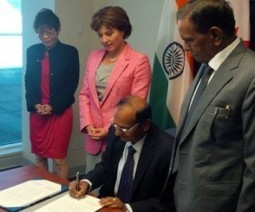 India signs 'cooperation agreement' with British Columbia over coal exports | Sustain Our Earth | Scoop.it
