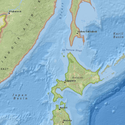 M6.2 - 74km NW of Rumoi, Japan | Japan Tsunami | Scoop.it
