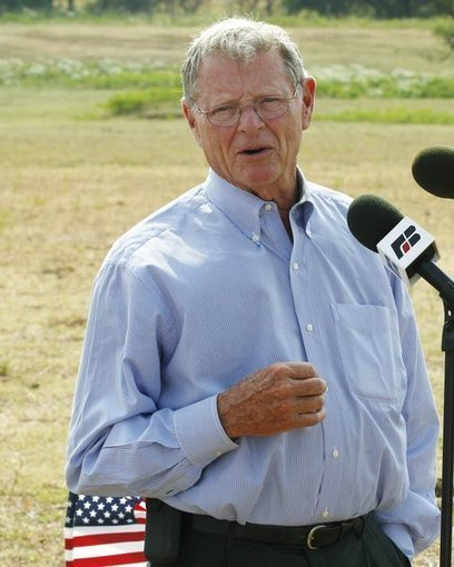 Inhofe bill would ban same-sex ceremonies on military bases | Tulsa World | LGBT Times | Scoop.it