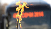 Information Lounge: Sochi 2014 Olympic Flame Taken to Tundra   Tech and Tutorial Lounge   Scoop.it
