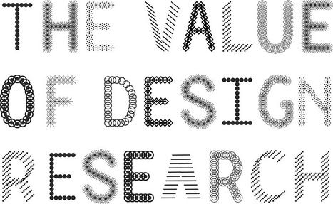 [COLLOQUE] The Value of Design Research | 11th International European Academy of Design Conference, April 22-24th 2015 | Machines Pensantes | Scoop.it