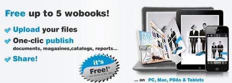 eBooks made simple - Wobook.com   Educando con TIC   Scoop.it