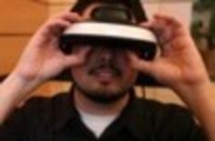 Hands-on: Sony's HMZ-T1, a 3-D TV worn on your head [Video] - Los Angeles Times | Machinimania | Scoop.it