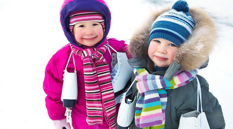 Winter Fun Guide: Outdoor Skating Rinks - Child's Life | kids & family | Scoop.it