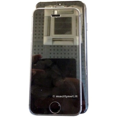 Physical iPhone 6 Mockup Compared to iPhone 5s [Photos] | Apple News - From competitors to owners | Scoop.it