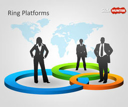 Free Ring Platforms - Free PowerPoint Templates - SlideHunter.com | Tablet PC and monopolized markets | Scoop.it