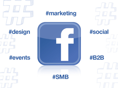FACEBOOK HASHTAGS - How to Market with Hashtags on Facebook | MarketingHits | Scoop.it