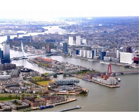 Smart city, l'esempio di Rotterdam città resiliente | green_architecture | Scoop.it
