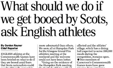 Why didn't the Daily Telegraph run a Scottish scoop in Scotland? | My Scotland | Scoop.it