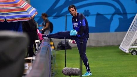 Buffon is a worry for Prandelli | FIFA World Cup Brazil 2014 | Scoop.it