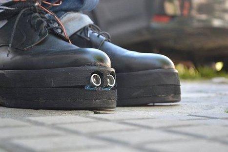 Crean calzado con GPS para personas ciegas   I didn't know it was impossible.. and I did it :-) - No sabia que era imposible.. y lo hice :-)   Scoop.it
