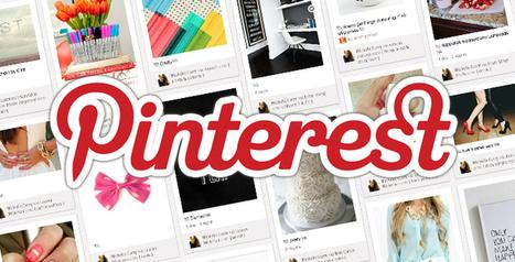 Pinterest desplaza a Facebook como red social para ventas   Uso inteligente de las herramientas TIC   Scoop.it
