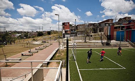 Arquitetos reinventam urbanização de favelas em São Paulo, por Folha de S. Paulo | Economia Criativa | Scoop.it