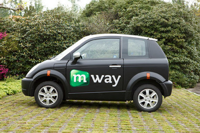 m-way: Fahrzeuge und nachhaltige Mobilität | Power-Vehicles | E-Mobilität | Scoop.it