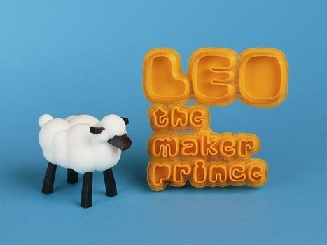 A Kids' Book Where Every Character Can Be 3-D Printed | Wired Design | Wired.com | développement durable et économie sociale et solidaire | Scoop.it