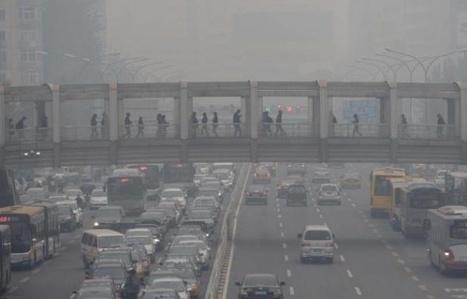Pollution: nouvel épisode d'«airpocalypse» à Pékin | Le vieillissement | Scoop.it