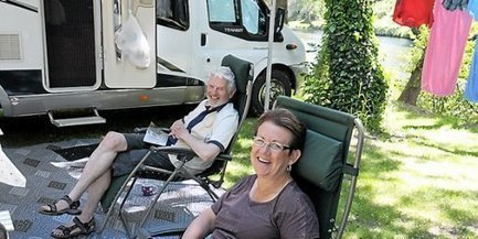 Millau : Camping-cars, qui sont-ils ? | L'info tourisme en Aveyron | Scoop.it