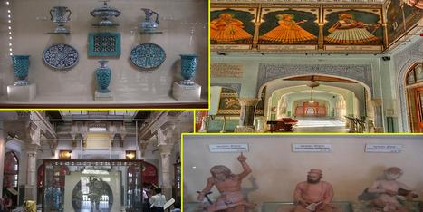 The landmark of Jaipur, Albert Hall | Rajasthan Tourism | Scoop.it