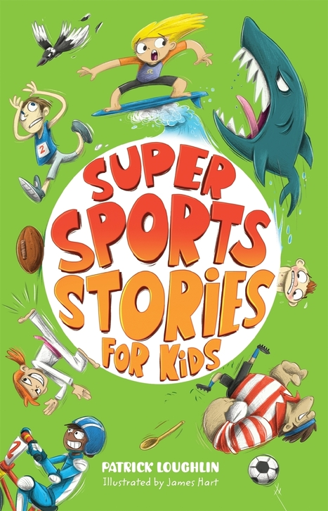 Super Sports Stories for Kids - Reading Time | Reading discovery | Scoop.it