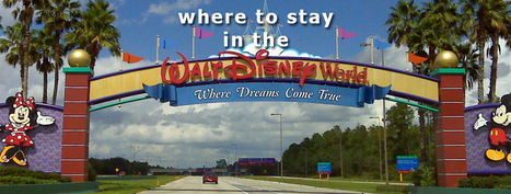 RV-ING TO THE DISNEY WORLD? KNOW YOUR STAYING OPTIONS   RV   Scoop.it