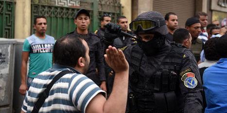 Egypte : la presse se révolte contre le ministre de l'intérieur | Actu des médias | Scoop.it