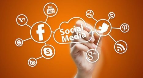 Social Media Day   Mobel Media   Alwasat_tech   Scoop.it